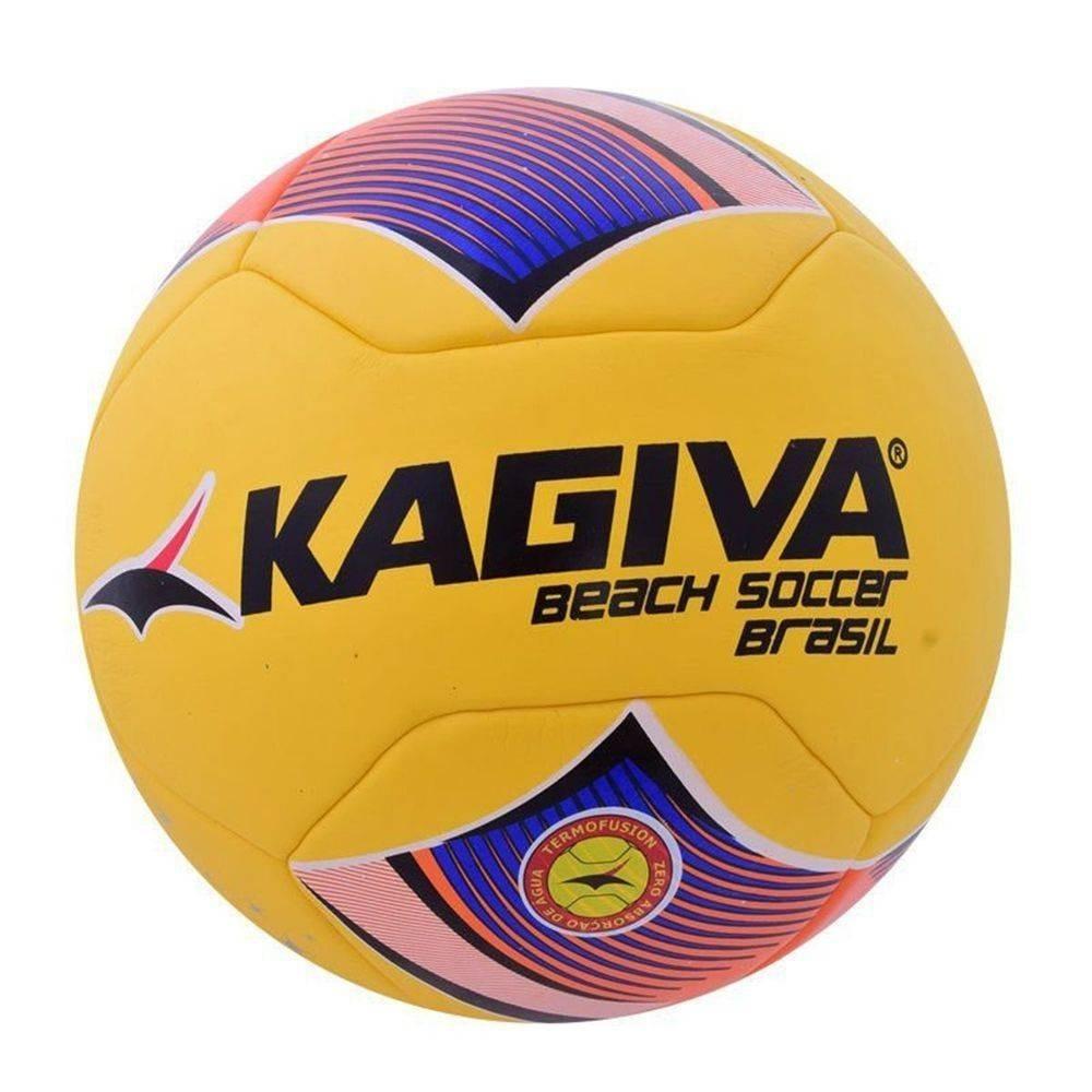 e2d2af806d Bola Kagiva Futebol De Areia Beach Soccer Brasil - Oficial - R  120 ...