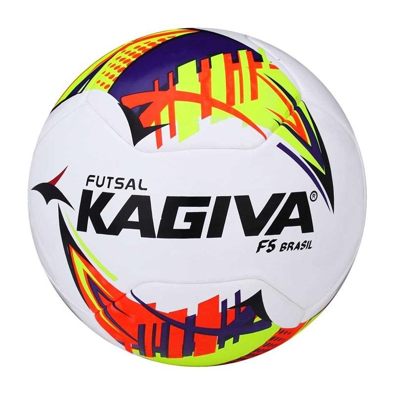 fb4c9ed91d Bola Kagiva F5 Brasil Futsal - R  169
