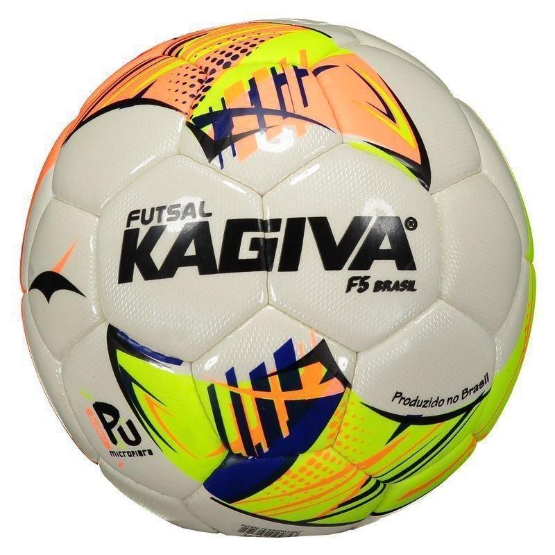 Bola Kagiva Futsal Costurada F5 - R  129 655212d7f6830