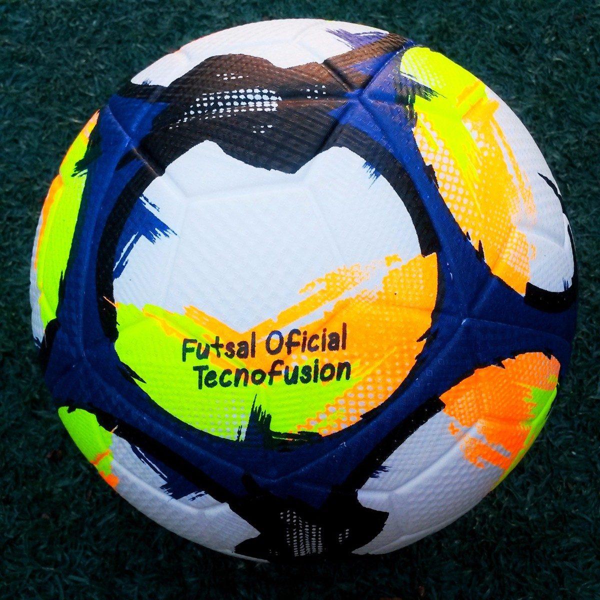 77b7ee3533 Bola Kagiva Tecnofusion Futsal Oficial - R  60