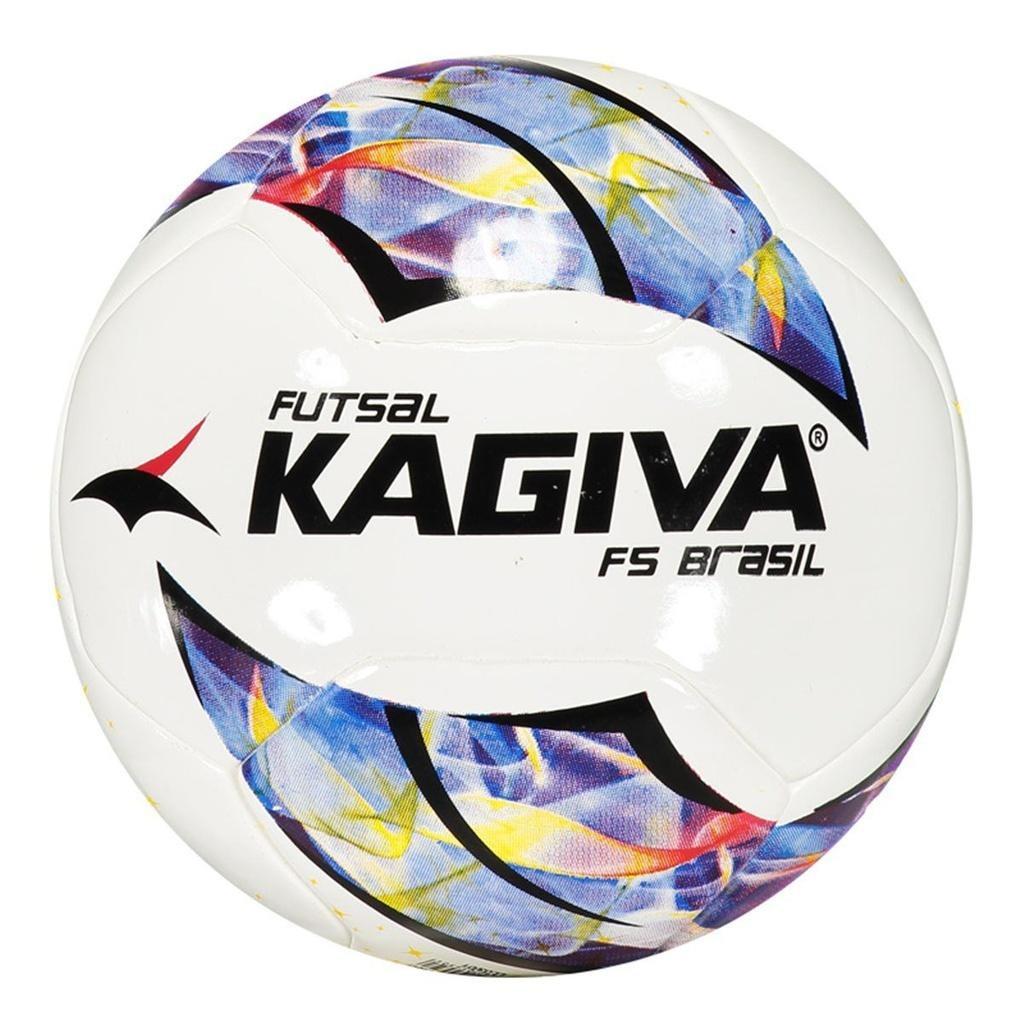 Bola Kagiva Futsal F5 Pro Original - R  199 3d707b8c1e85b