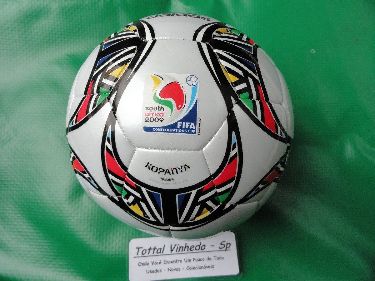 Bola da Copa das Confederações 2009
