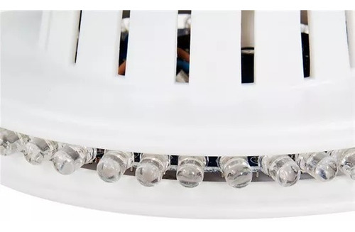 bola led giratoria. ideal para navidad, fiesta, decoraciones
