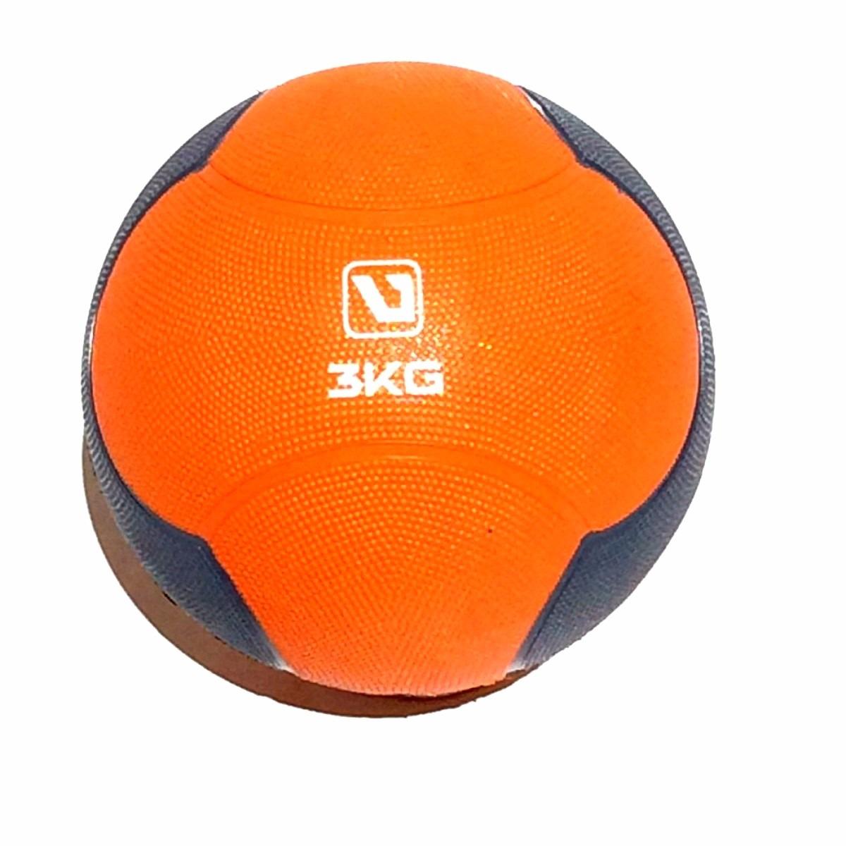 Bola Medicine Ball Live Up 3 Kg - Bola Peso - R  179,00 em Mercado Livre ff15fe7cb4
