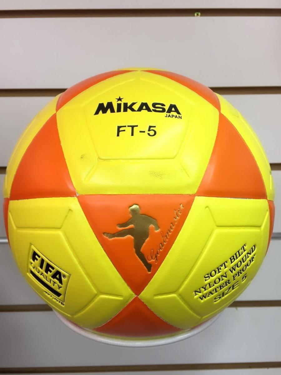 0dff8e9525 bola mikasa ft5 futevolei altinha original pronta entrega. Carregando zoom.