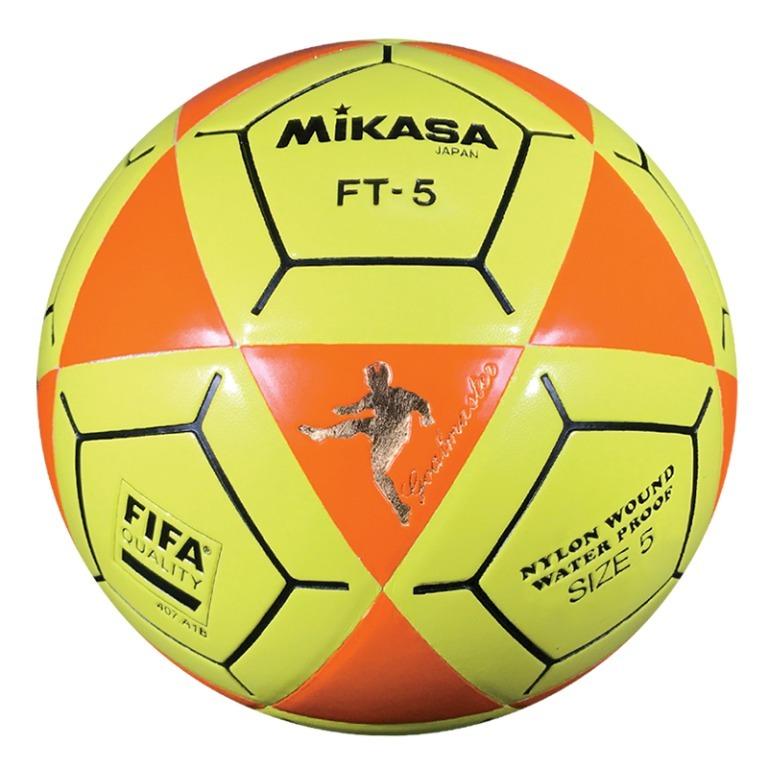Bola Mikasa Ft5 Futevolei Original Branca E Azul Original - R  229 ... 252c60b52d8ac