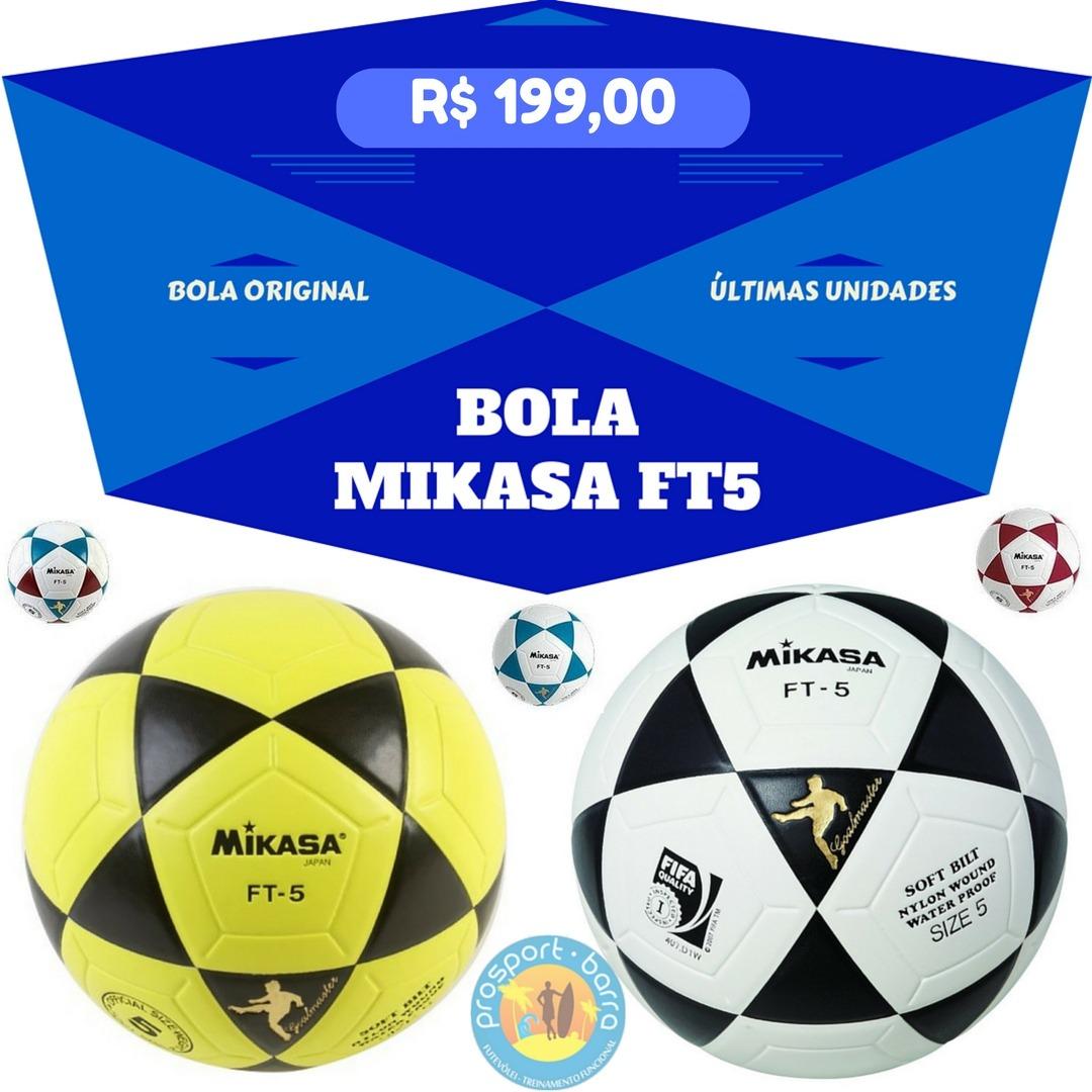 bola mikasa ft5 original (unico que tem nf da compra) so rj. Carregando  zoom. e250635f9023a