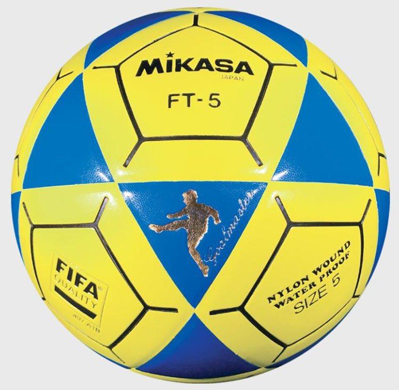 7378a31aae746 Bola Mikasa Futvolei Altinha Original Amarela   Azul - R  215