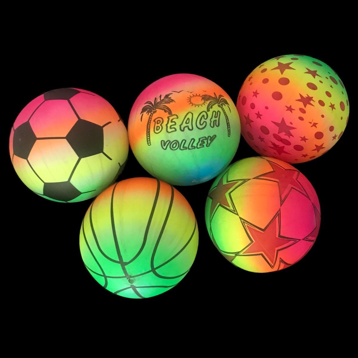 bola neon vinil festa vôlei esporte futebol praia. Carregando zoom. 5c1a25ea8dd1b