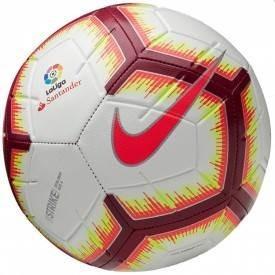 Bola Nike Campo Futebol Strike La Liga Original - R  100 2bbd168c4a101