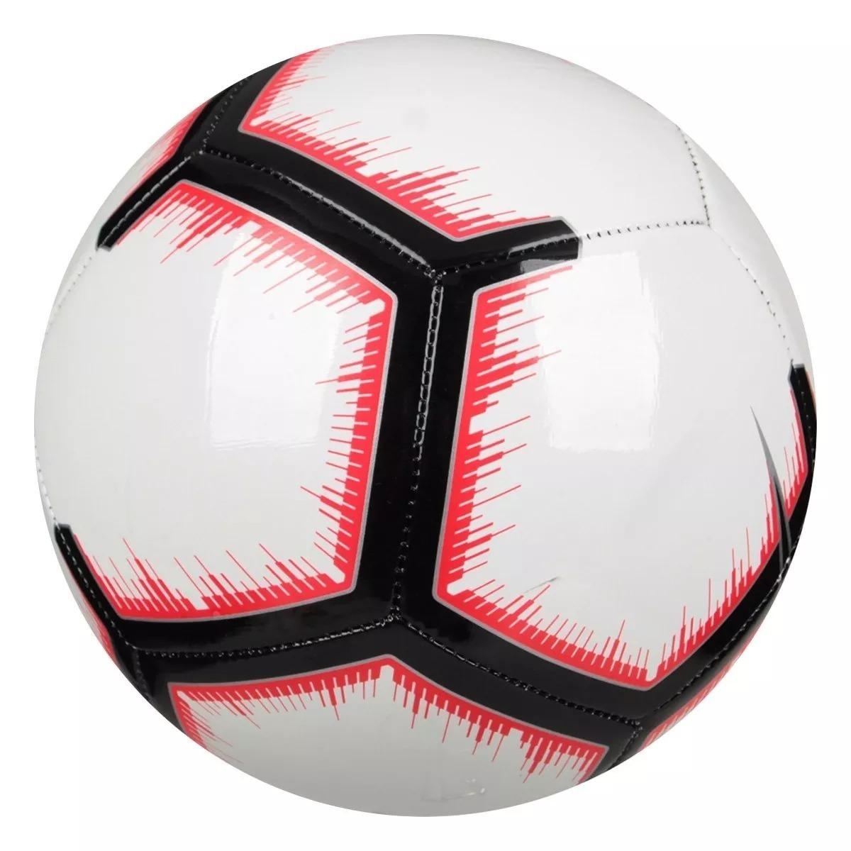 bola nike campo pitch branco vermelho. Carregando zoom. 5651eb1ba33b9