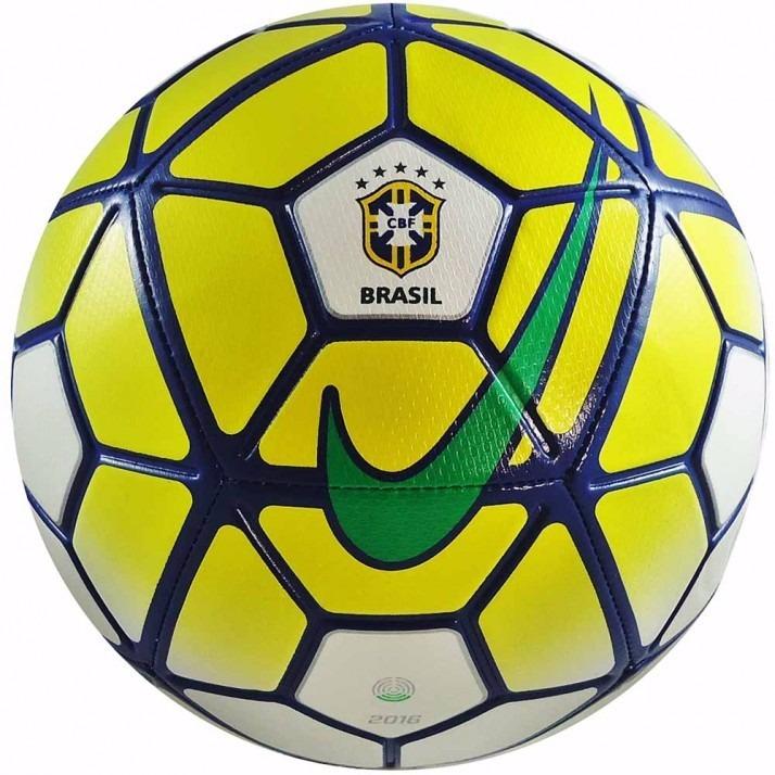 d636349eadb8f Bola Nike Campo Strike Brasileirão 2016 - R  159