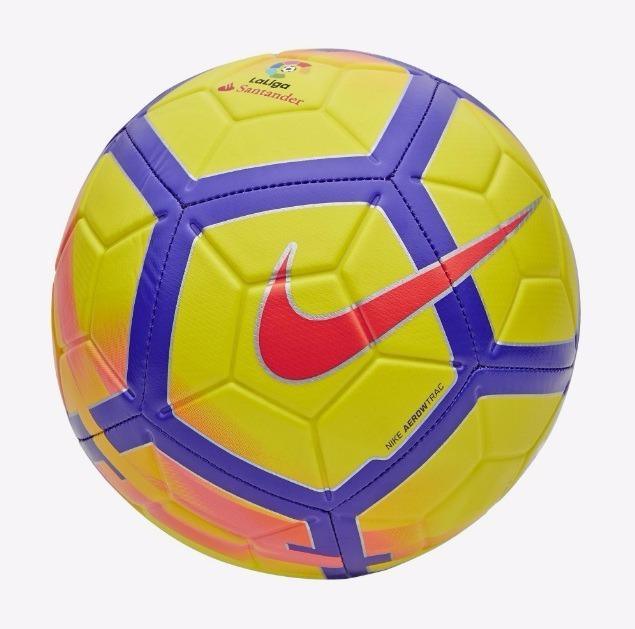 Bola Nike Campo Strike La Liga 17 18 + Nf - R  99 739f1879f76ec