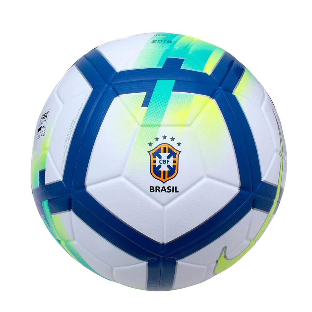 8735333cc7 bola nike cbf ordem campeonato brasileiro de campo original. Carregando zoom .