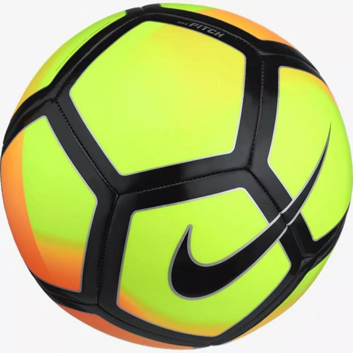 Bola Nike Futebol De Campo Pitch Original Com Nf - R  129 f1a2da6396713