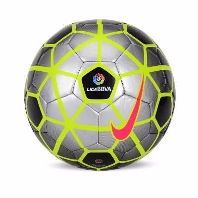 6f0bc8d6f1 Bola Nike Pitch Lfp Liga Bbva - Original - R  99
