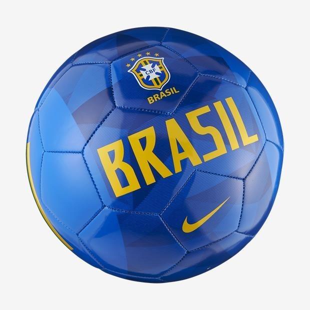 e9952aa19c601 Bola Nike Seleção Brasil Cbf Sc3204 - R  105