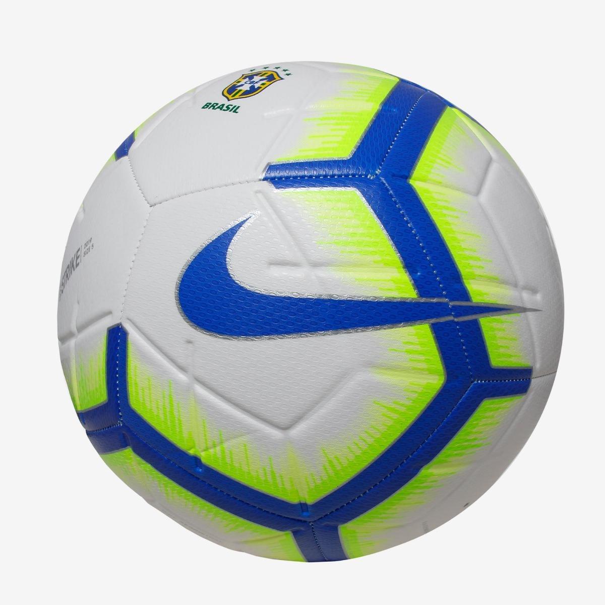 bola nike strike cbf campo brasileirão 2019 + nf. Carregando zoom. c3be4092db5ad