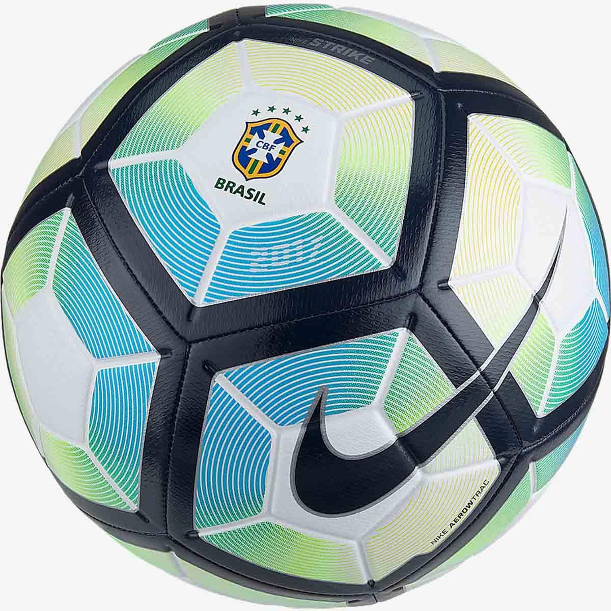 05e7b26e7d04f bola nike strike cbf futebol de campo aerowtrac original cnf. Carregando  zoom.
