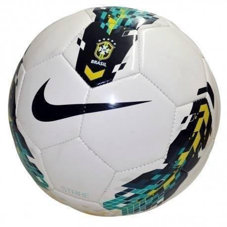Bola Nike Strike Cbf Réplica Brasileirão Campo - R  99 dd5e57b3e9e1d
