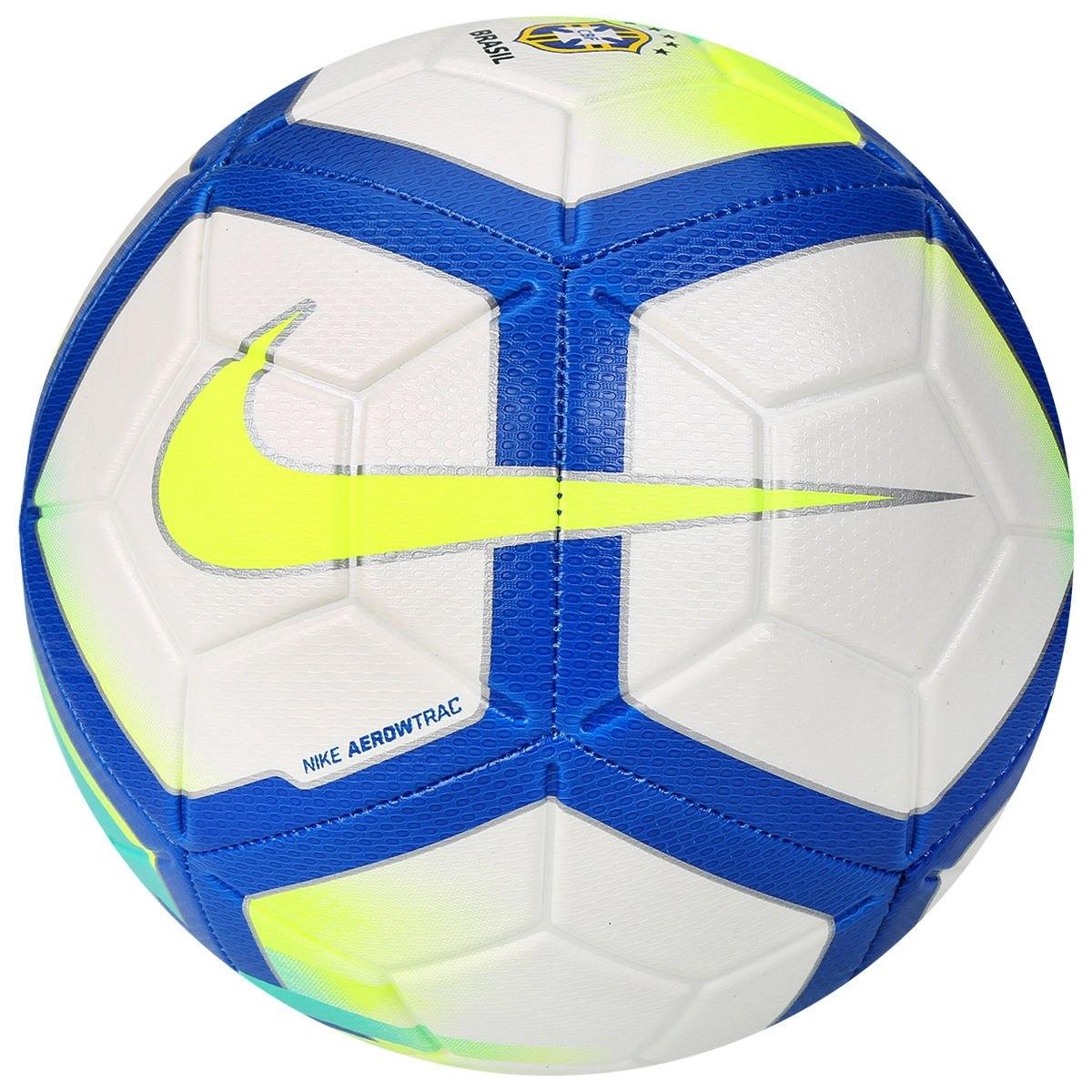 bola nike strike futebol campo brasileirão 2018 original nfe. Carregando  zoom. 6ed9a354d10dc