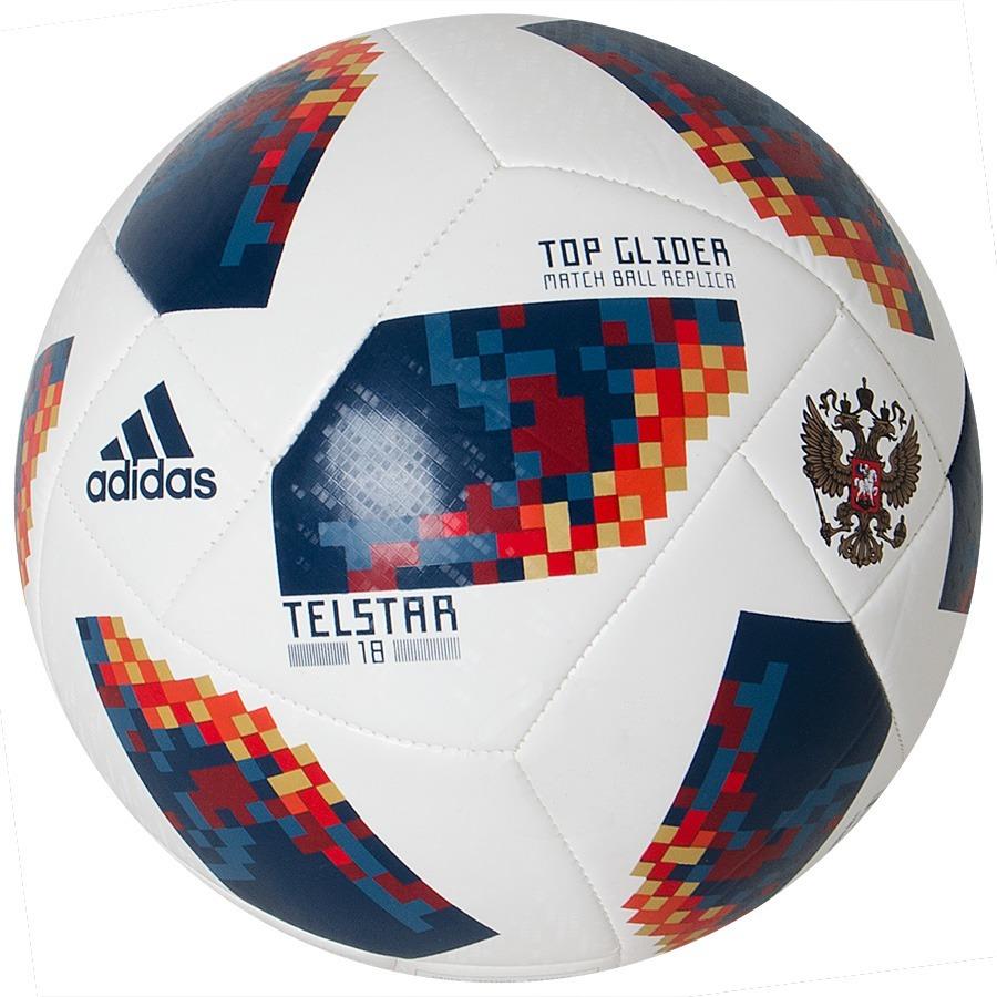 ad32073f3 bola oficial adidas rússia telstar copa do mundo 18 campo. Carregando zoom.