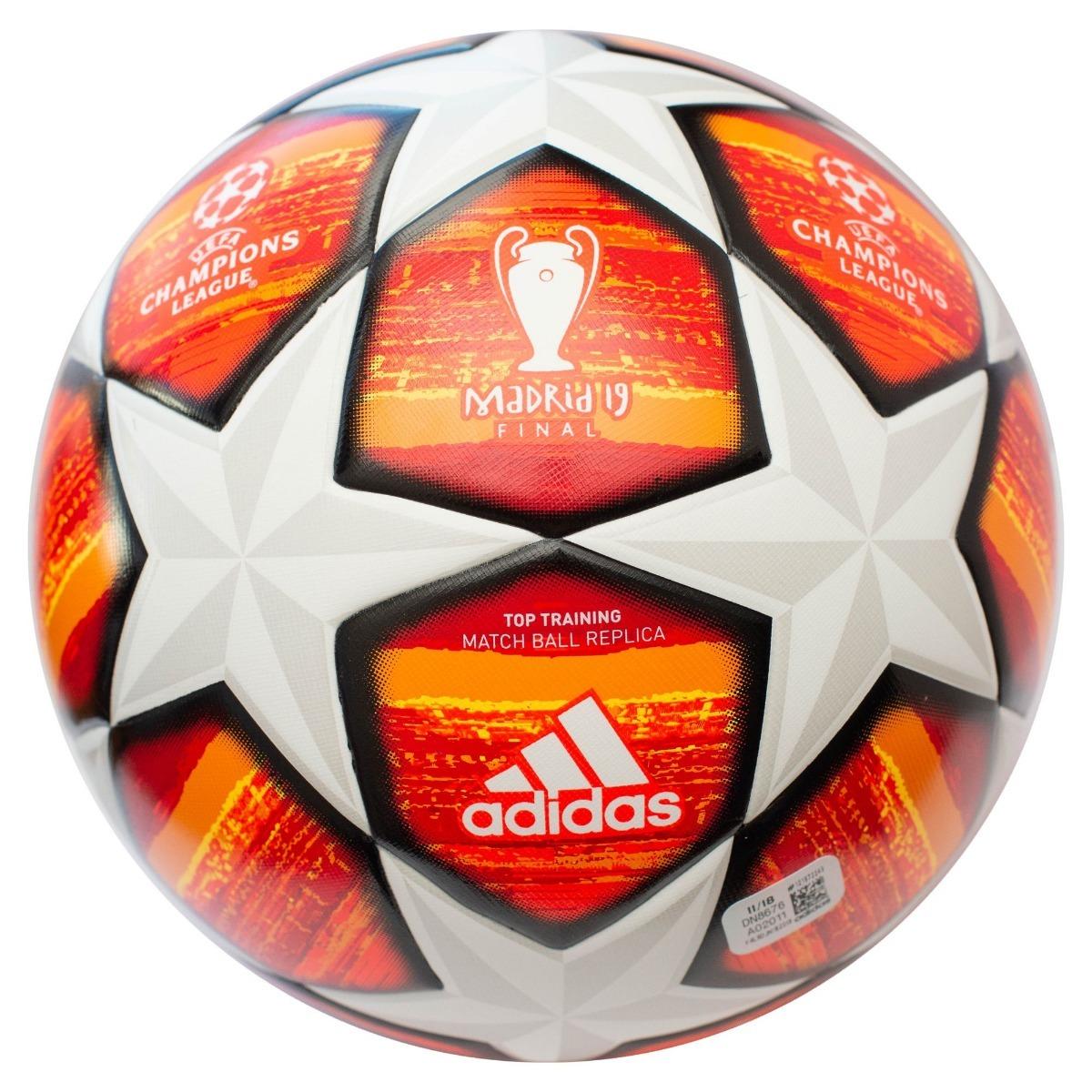 c8989c0973e60 bola oficial adidas uefa champions league madrid 2019 campo. Carregando  zoom.