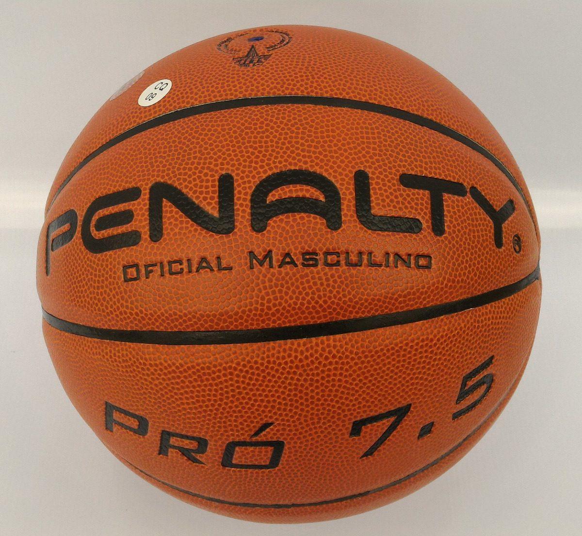 bola oficial basquete penalty 7.5 pro. Carregando zoom. bdb6732af3dad
