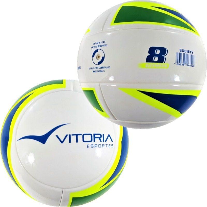 dfa2294fb884d bola oficial futebol liga sete   society com 2 unidades. Carregando zoom.
