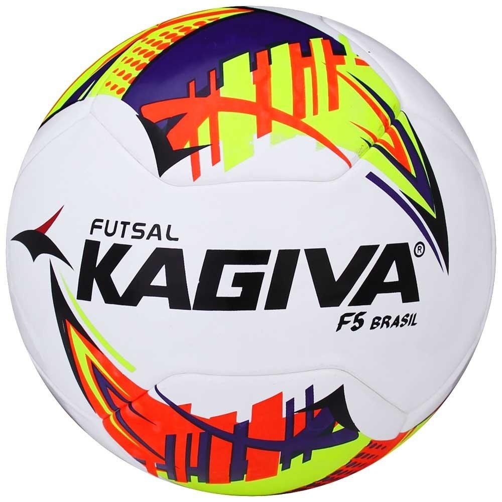 78046f646b983 bola oficial futsal kagiva f5 brasil pro da liga federações. Carregando  zoom.