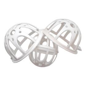 Bola Para Lavar Corpiños Y Bombachas Wash Ball Plastico