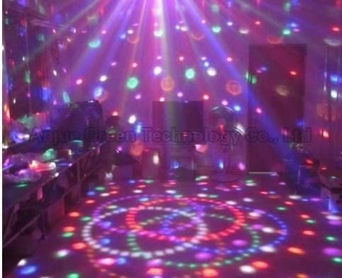 bola parlante bluetooth  usb luces led sicodelicas ritmica