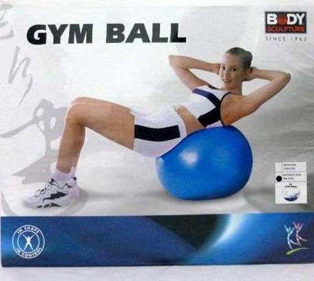 bola pelota para pilates  body esculpture  30´´  76.2 ctms