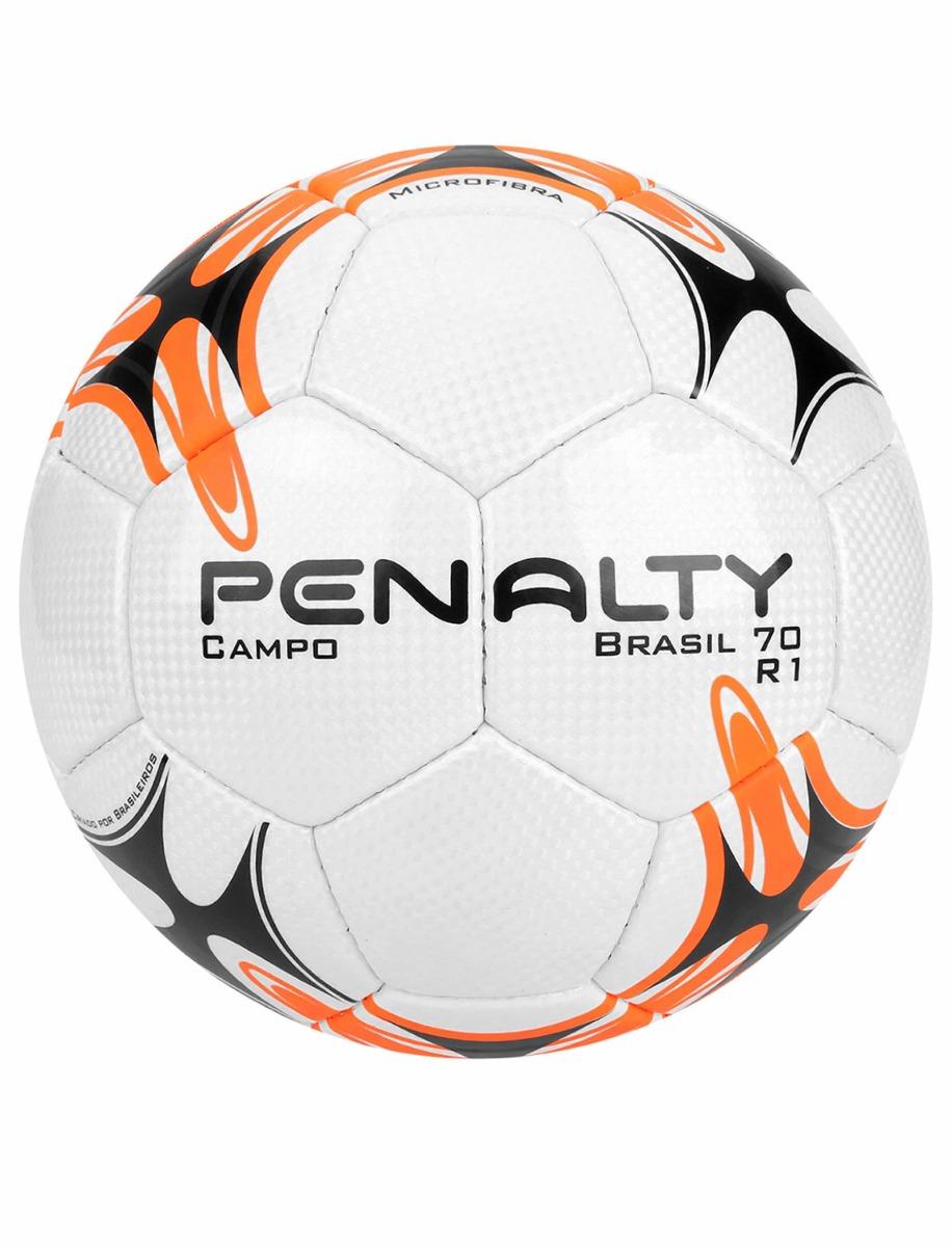 62b1a685f2 bola penalty brasil 70 r1 vii society - branco e laranja. Carregando zoom.
