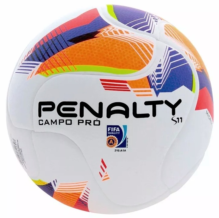 Bola Penalty Campo 8 S11 Pro Termotec Auf Oficial - R  269 a8faf6056d4c7