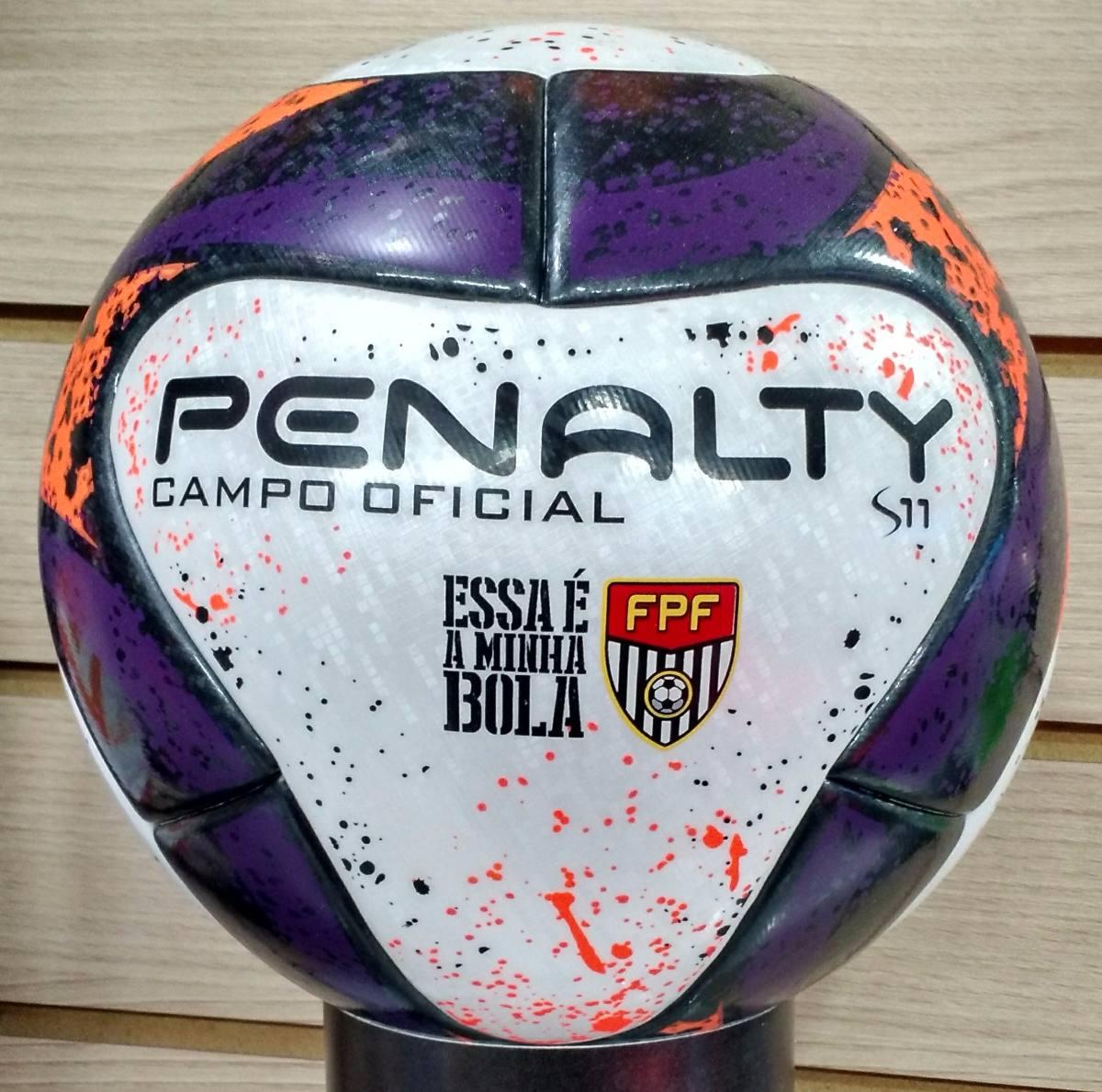 bola penalty campo oficial fpf vii s11 r1 termotec. Carregando zoom. d8616314bb852
