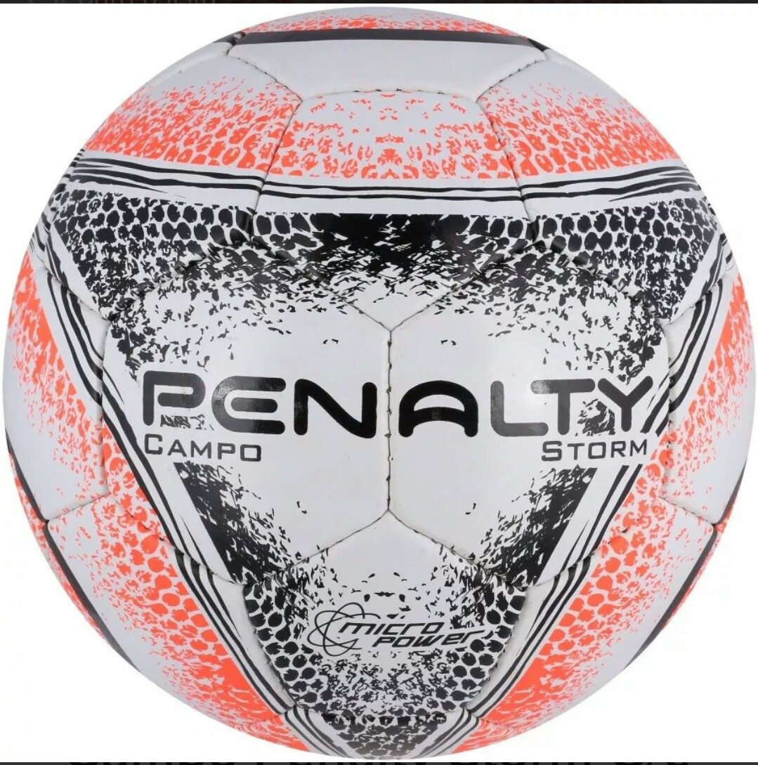 bola penalty campo storm c c viii - kit 5 bolas. Carregando zoom. 9607a76b8141b