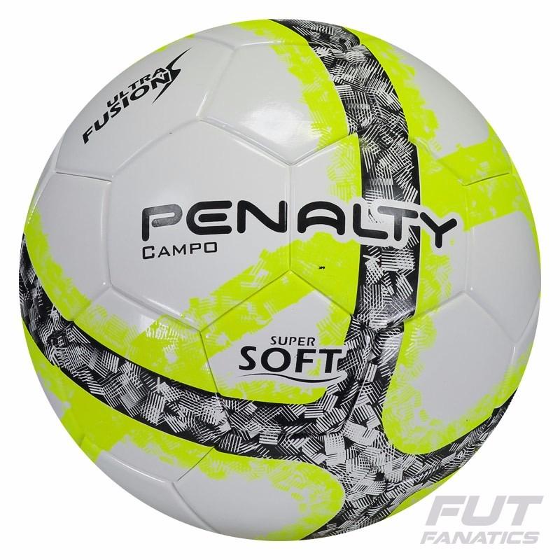 bola penalty campo ultra fusion super soft original. Carregando zoom. 35d73ff9f0bbb