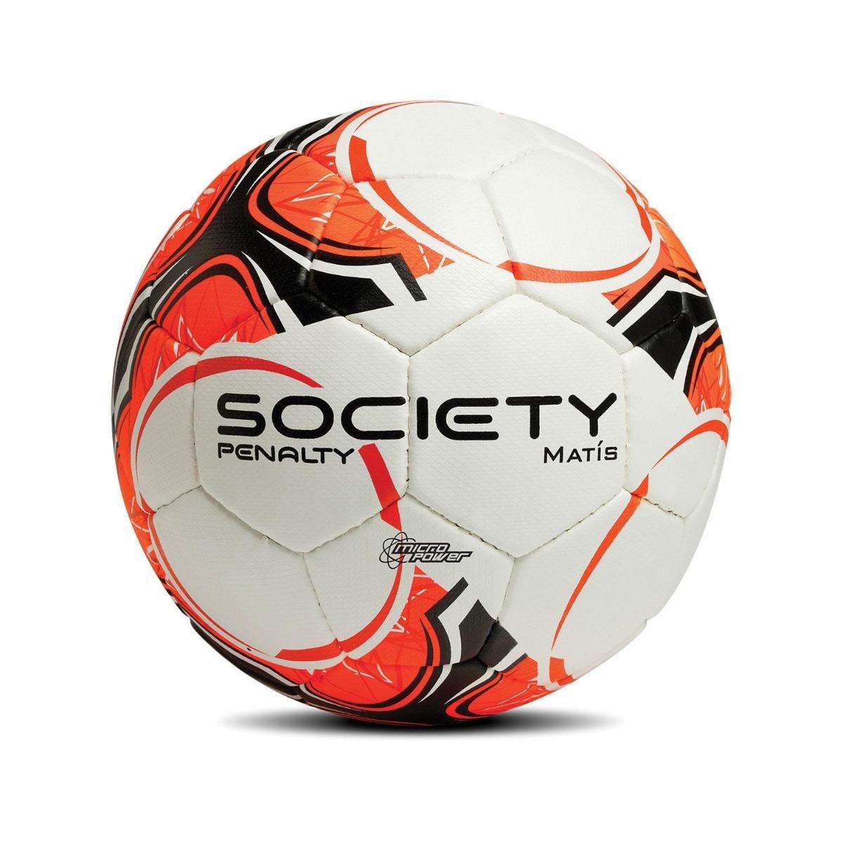 97a4904946 Bola Penalty De Futebol Society Matis C câmara - R  118