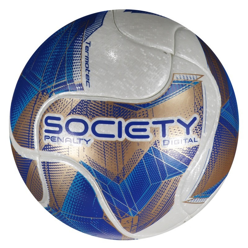 df8bbbfa0f bola penalty digital termotec vii society prata e azul. Carregando zoom.