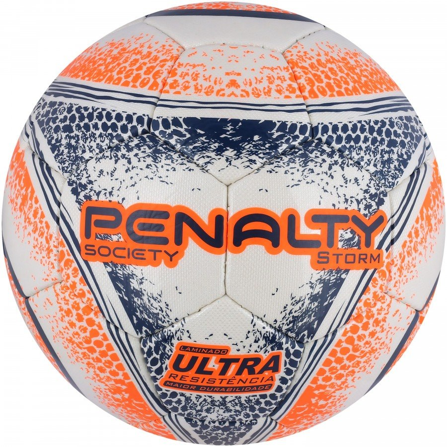 bddbd759c8 bola penalty futebol society storm ultra costurada vlll. Carregando zoom.