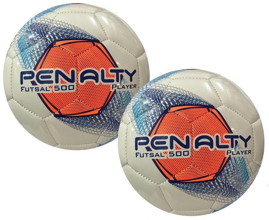 283ec1c208907 bola penalty futsal 500 player kit 2 bolas frete grátis. Carregando zoom.