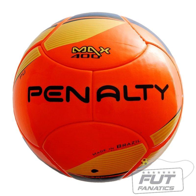 Bola Penalty Max 400 Futsal - Futfanatics - R  119 7e19d9229fd5a
