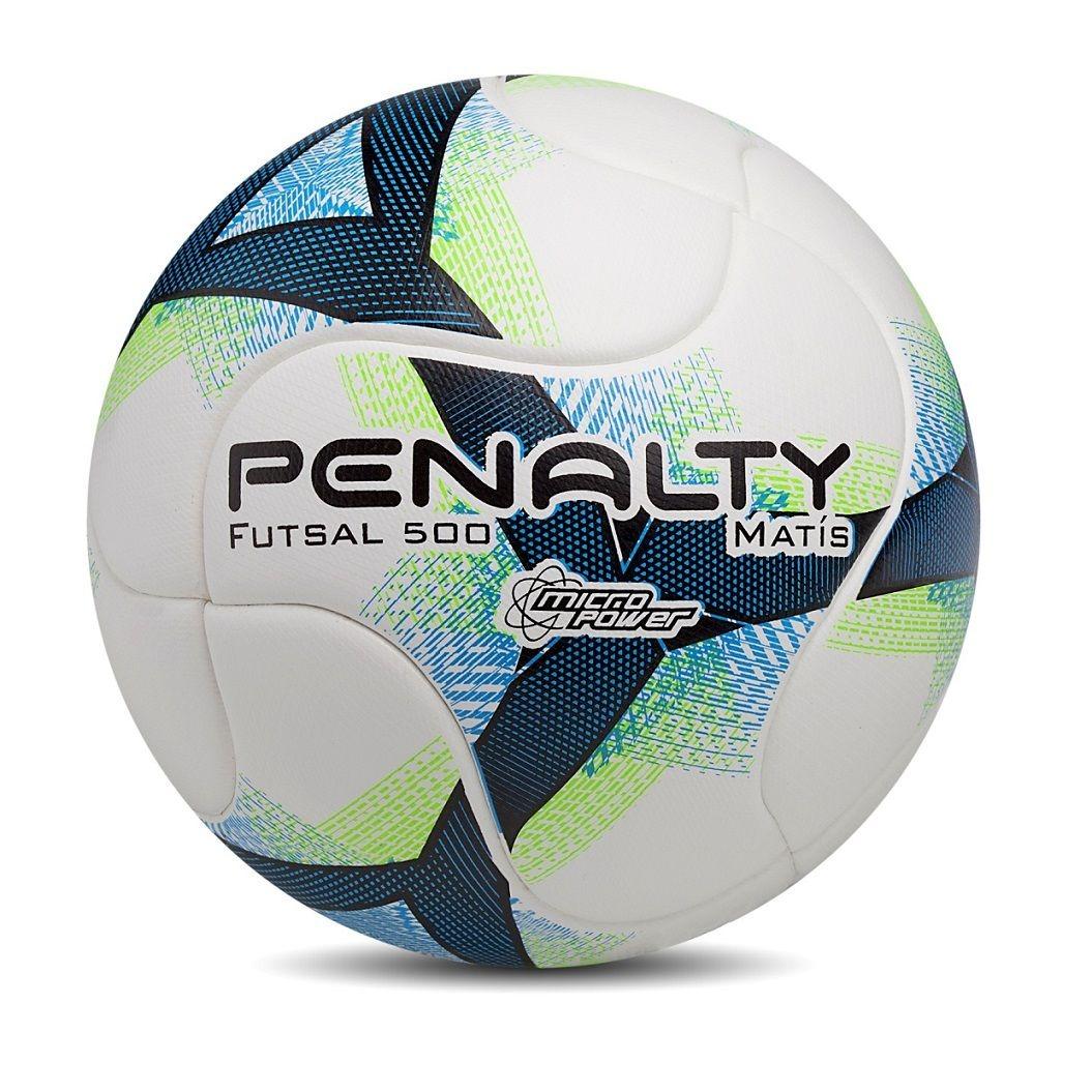 Bola Penalty Futsal Indoor Matis 500 Termotec Viii - R  139 04a66e050eb6f