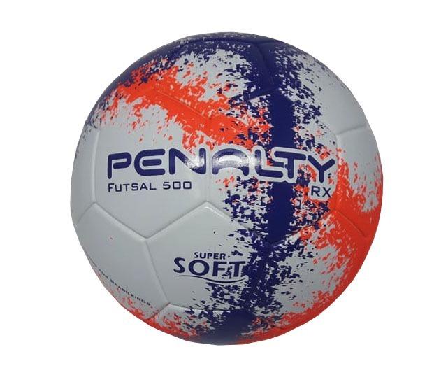 Bola Penalty Futsal Rx 500 R3 Fusion 8 - R  89 b374542717e77