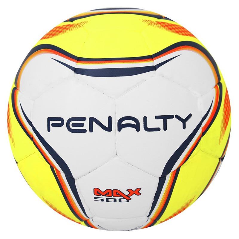Bola Penalty Max 500 Vi Futsal - R  169 fc83fdef51b69