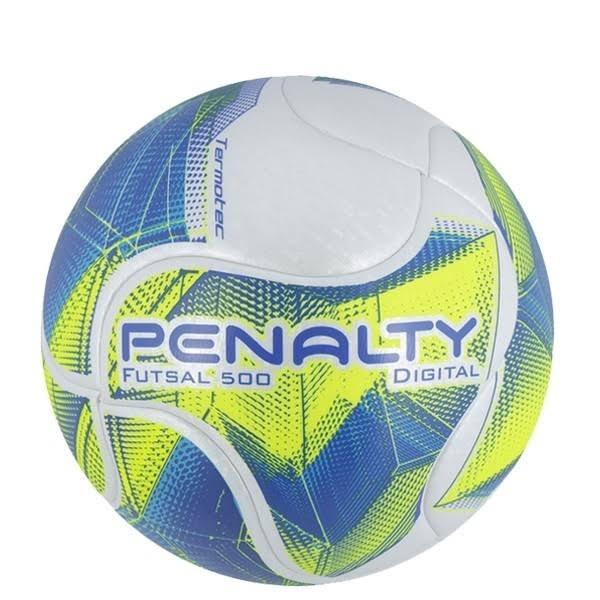 Bola Penalty Futsal Digital 500 Termotec - R  149 880bffd55d3c6