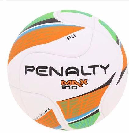 010894e06a0a0 Bola Penalty Futsal Max 100 Termotec Mirim Infantil - R  169