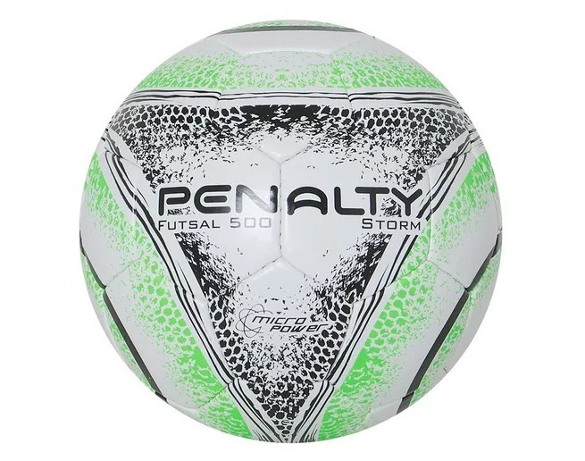 Bola Penalty Futsal Storm 500 C c - R  120 ede1f9be5c947