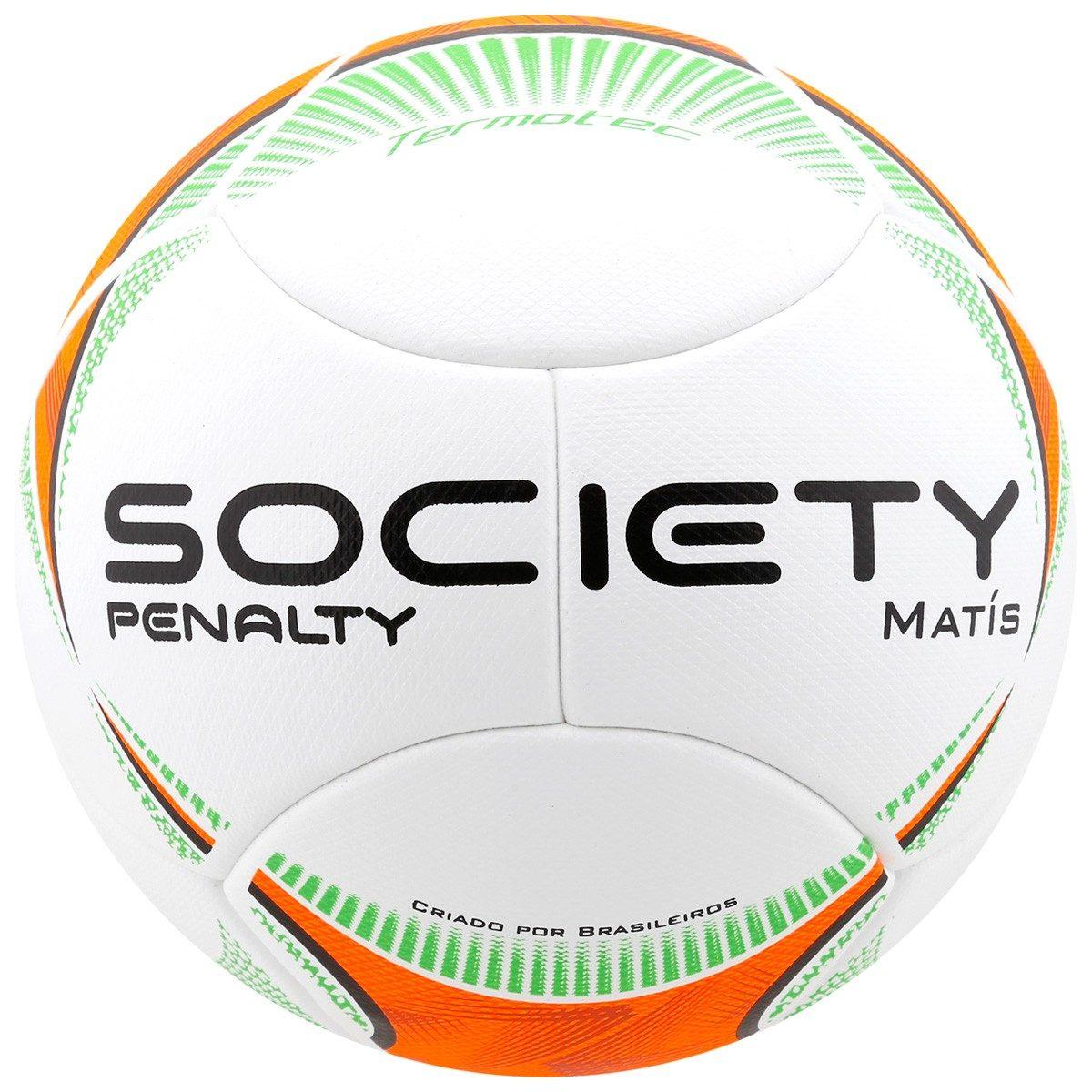 06b20fd1823f8 Bola Penalty Matis 500 - Society (grama Sintética) - R  90